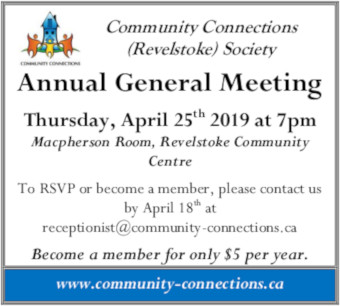 Community Connections AGM