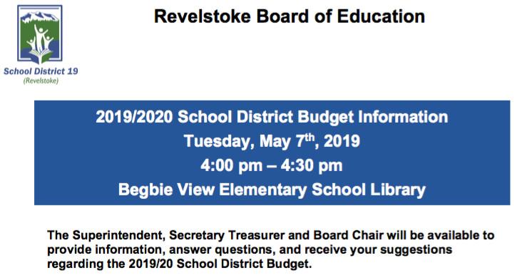 Revelstoke School District no 19